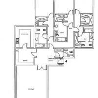 3 bedroom apartment in the Memmo Center