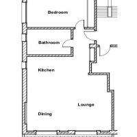 Appartement magnifiquement rénové dans le Carre d'or