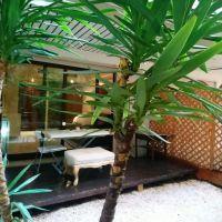 Studio Beverly palace avec jardin privé