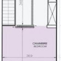 LARGE 2 PIECES EN DUPLEX DE 103m² - CONDAMINE