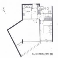 STUDIO FONTVIEILLE  - LE MANTEGNA