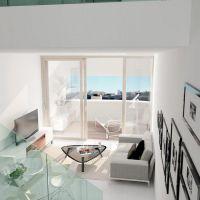 Beautiful duplex located in a new building