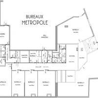 Le Métropole - Rare local à usage de bureau