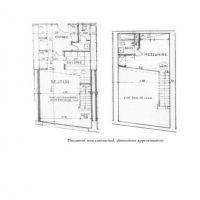 Appartamento ROC FLEURI - uficcio di stile loft con soppalco