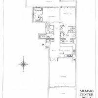 Fontvieille - 3 pièces traversant dans résidence luxueuse - Jolie vue