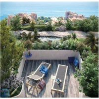 EXOTIC JARDIN, new construction - 3 Bedrooms flat, sea view