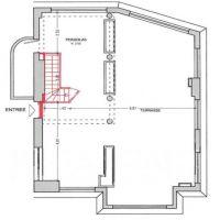Penthouse 3/4 room - Saint Roman
