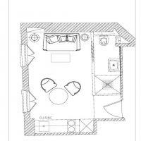 Condamine - Studio entièrement rénové