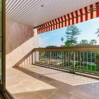 PARK PALACE - Spacieux Studio rénové avec agréable vue jardins