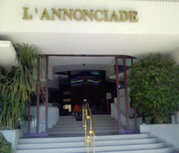 Annonciade, Studio quiet area, poss. mixed-use