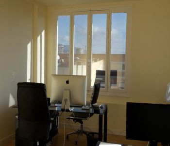 Bureaux 200 m2