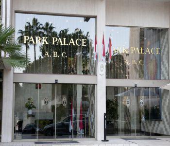 3 pièces au Park Palace
