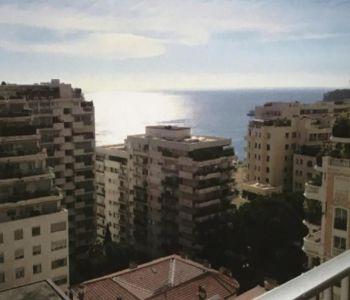 Charmant appartement en étage élevé-vue mer