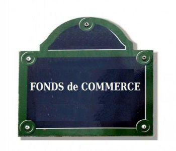 Fonds de commerce - Condamine