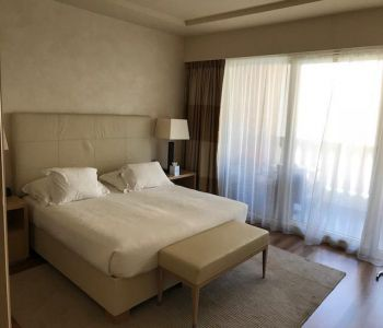 Large 1 bedr. furnished apt in an hotel residence