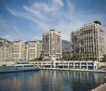 Magnificent apt with large spaces on Fontvieille