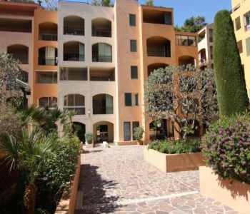 Lovely studio in the quiet Fontvieille area