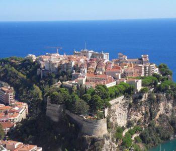 Monaco Ville - Historical Center