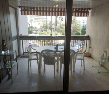 Park Palace: Nice Studio Flat with View on Casino Gardens, Cellar & Parking Space