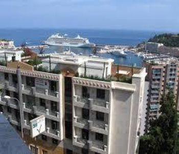 Monaco/2 bedroom with roof terrace/Harbour Crest