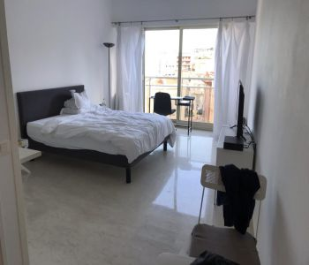 L'Annonciade: Nice Studio Flat with Cellar