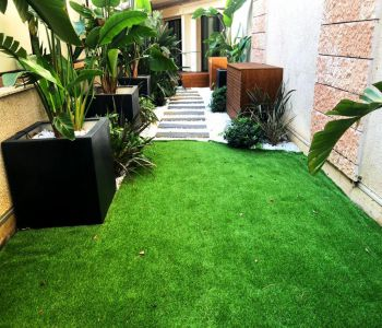 Joli 2P avec Terrasse et Jardin Privé