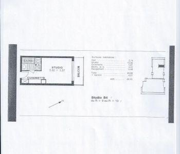 STUDIO CHATEAU AMIRAL