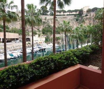 Fontvieille - 3 pièces avec terrasse vue port