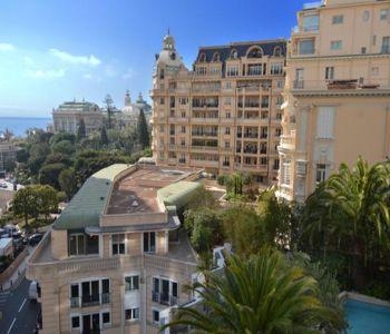 PRINCE DE GALLES - 4-room apartment