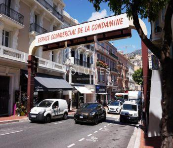 Bureau / Local rue Grimaldi