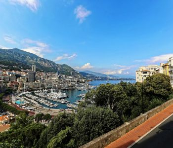 "MONACO, SALE EXCEPTIONAL APARTMENT ON THE ""REMPART"