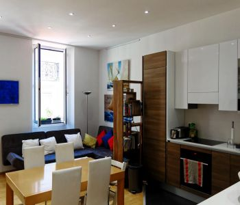MONACO-VILLE renovated 2 bedrooms apartment