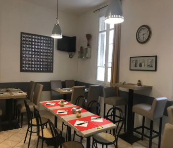 FONDS DE COMMERCE : RESTAURANT BAR OU  BRASSERIE - TABAC PRESSE LOTO