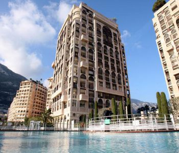 Fontvieille-Le SEASIDE PLAZA