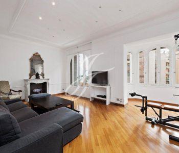 Monte Carlo - Le Blanc Castel - 3 bedroom apartment under the la