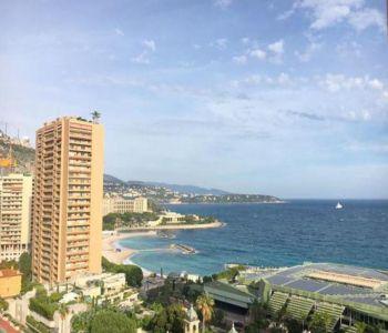 Monte-Carlo ' Le Grande-Bretagne - 4 pièces vue mer -  rénové et