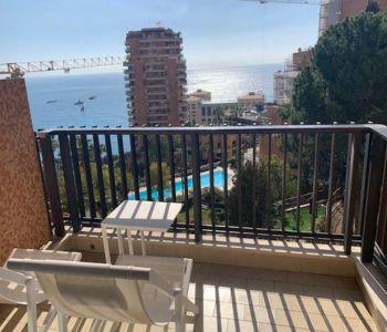 Monaco ' La Rousse/Saint Roman - Parc Saint Roman + 2 pièces