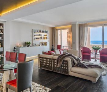 Fontvieille - 'Monte Marina' - 3 bedroom apartment
