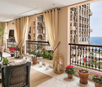 Fontvieille - Les Terrasses du Port - 3 bedroom apartment