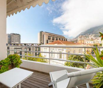 Monte Carlo - Le Victoria - 4 room renovated apartment
