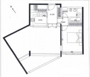 Bel appartement sur Fontvieille