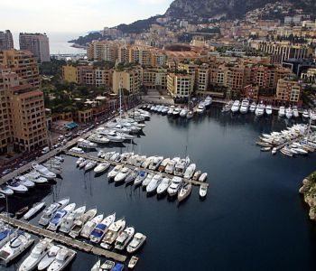 Beautiful apartment on Fontvieille Harbour