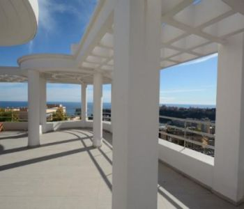 Superbe duplex penthouse de 440m²