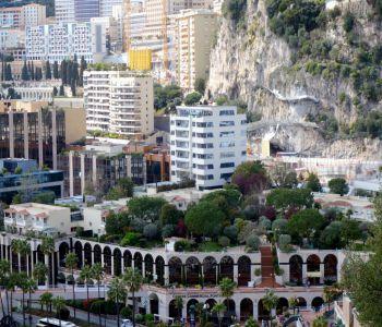 Quartier de Fontvieille haut