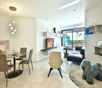 PARC SAINT ROMAN - Luxurious 2 rooms DUPLEX