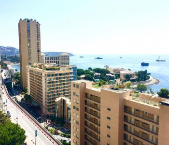 LARVOTTO - 2 room apartment - Sea view
