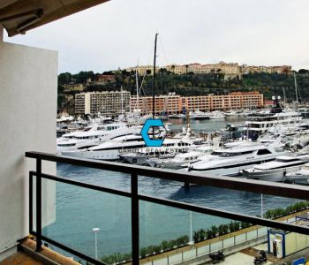 Luxury residence - port HERCULE