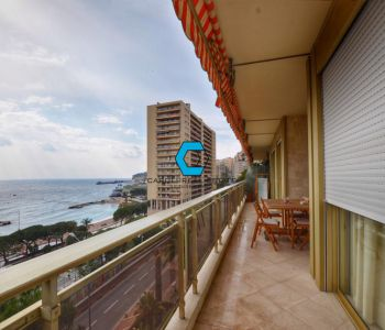 3 RENOVATED ROOMS - SEA VIEW