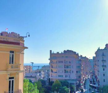 NICE 1 BEDROOM APARTM. 83 SQM - TERRACE SEA VIEW
