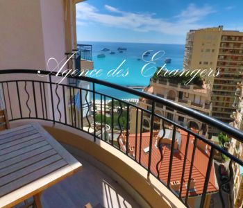 MONACO - MAGNIFICENT DUPLEX OF 220 SQM - SEA VIEW